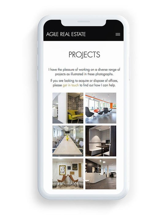 Agile Real Estate iphone Six Two Tech
