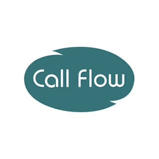 Call Flow logo - Six Two web design client